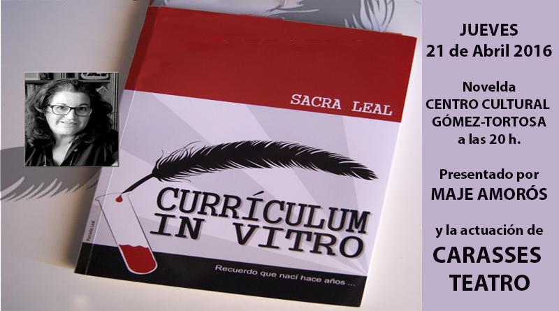 Libro Curriculum in Vitro
