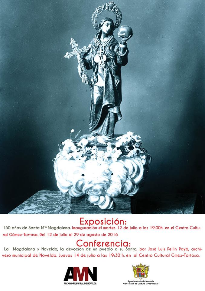Sta Maria Magdalena