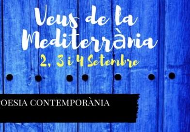 Veus de la Mediterrània – I Festival de Poesia Contemporània a Novelda