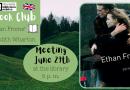 Book Club meeting June 29 th