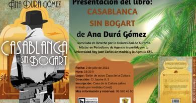 Presentación del libro: Casablanca sin Bogart