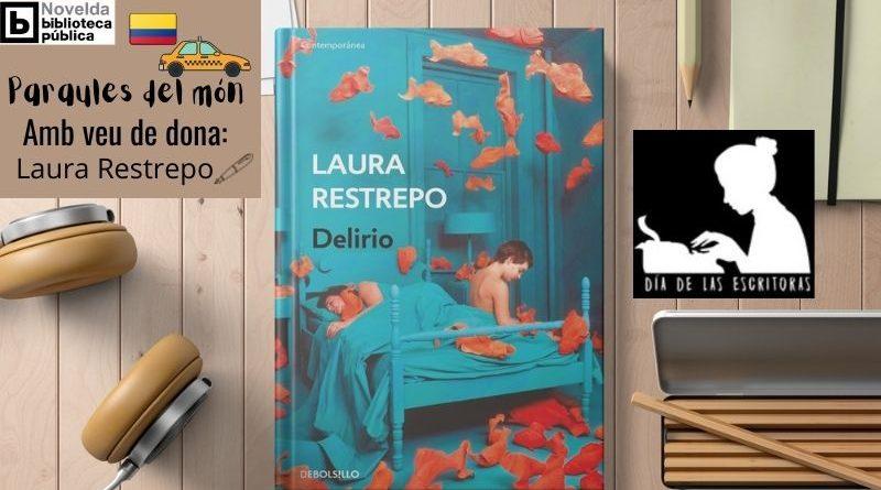 Dia de les Escriptores amb Laura Restrepo (Colombia)